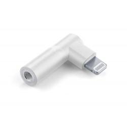 Adapter 3.5mm jack to lightning MFI wit  AQL