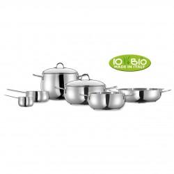 Kookpottenset 8 stuks  IoBio