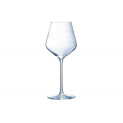 Abstraction Wijnglas 38cl Set4  Eclat