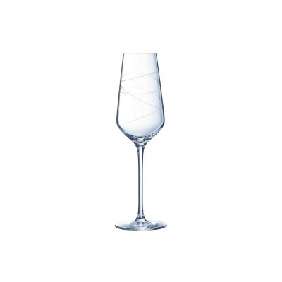 Abstraction Champagneglas 21cl Set 4  Eclat