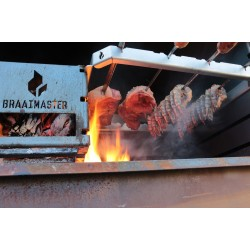 BRAAI CHURRASCO FRAME (EXCL SKEWERS)