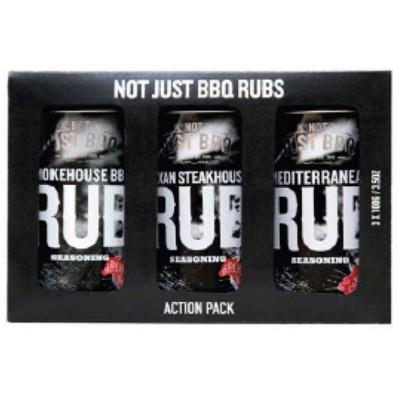 BBQ Rub Multipack