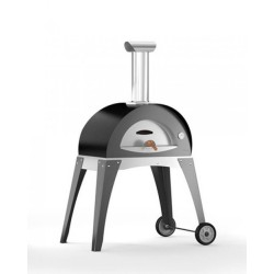 CIAO M ALFA PIZZA OVEN GREY