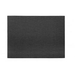 Placemat TRITON, 33x45cm, black