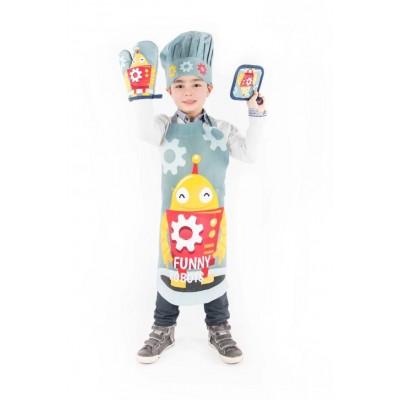 Kinderset Robot  Tiseco
