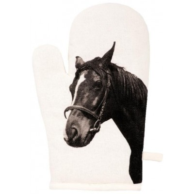 Ovenwant Farm 18x28cm Horse  Tiseco