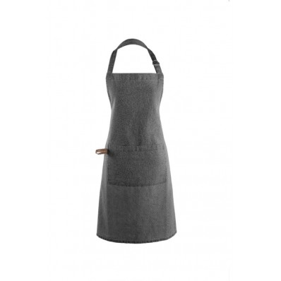 Schort MYRNA 74x85cm, charcoal
