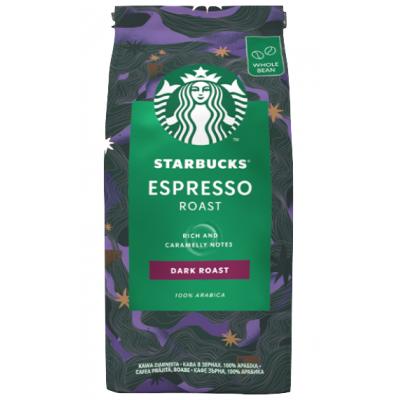 Starbucks Koffiebonen Dark Espresso 200gr  Nestle