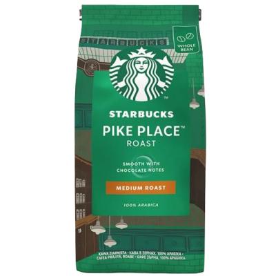 Starbucks Koffiebonen Medium Pike 200gr  Nestle