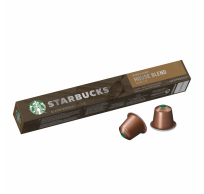 Starbucks Nespresso 10 caps House Blend