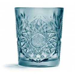 Hobstar Bekerglas Blauw 35cl Libbey