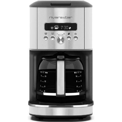 BCF570 - Koffiezetter inox 1,8L Riviera & Bar