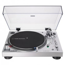 AT-LP120XUSB Zilver Audio-Technica