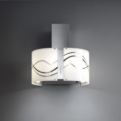 Glas Fenice Eiland 65 cm  Falmec