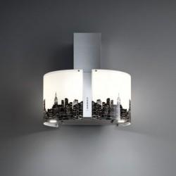 Glas New York Eiland 65 cm  Falmec