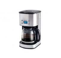 90.520 koffiemachine roestvrij staal Zwart