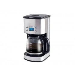 90.520 koffiemachine roestvrij staal Zwart  Beper