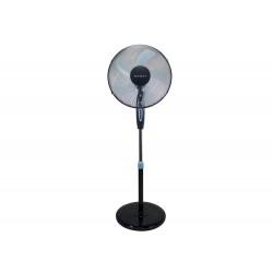 P206VEN130 statiefventilator 40W zwart/blauw  Beper