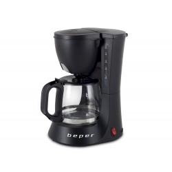 BC.060 koffiemachine 06L 600W zwart  Beper
