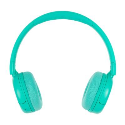 POP on-ear HPH BT turquoise Buddyphones