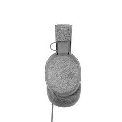 FOKUS over-ear HPH focusmodus mic grijs  Buddyphones
