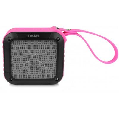 Nikkei BOXX1PK Waterproof BT Speaker 3W  roos  Nikkei