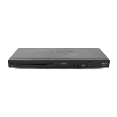Nikkei ND220H DVD speler 43cm HDMI USB SD Card readerzwart  Nikkei