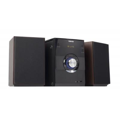 Nikkei Microset Radio/DVD-player met USB NMD315  Nikkei
