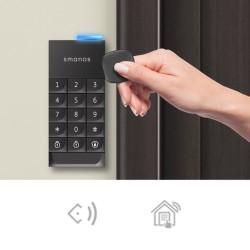 WK8000 waterbestendig RFID keypad draadloos  Smanos