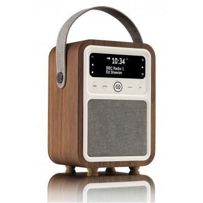 DAB FM radio Walnoot