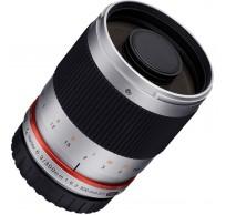 300mm Reflex f/6.3 Sony E Zilver