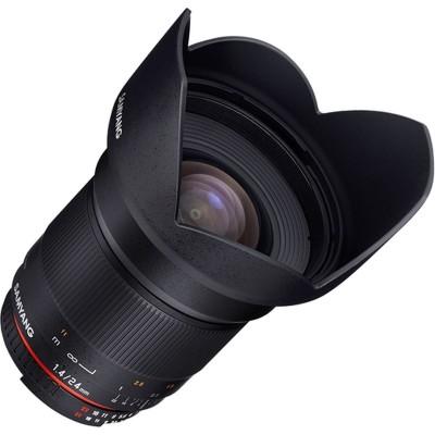 24mm f/1.4 ED AS UMC Nikon  Samyang