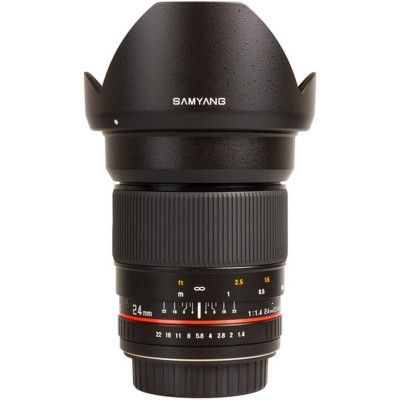 24mm f/1.4 ED AS UMC Samsung NX  Samyang