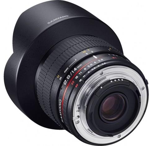 14mm F2.8 Canon M  Samyang