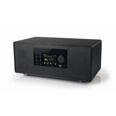 Bluetooth Microsystem DAB+/ FM radio, CD en USB poort  Muse