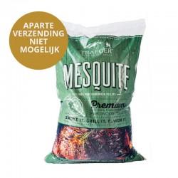 Mesquite pellets zak 9.07kg  Traeger