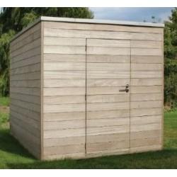 Exterior Living BOX IROKO E PN 200X200CM
