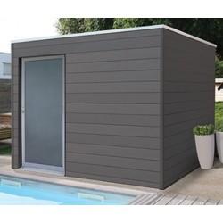 Exterior Living BOX WPC TOKYO E PN 300X200CM