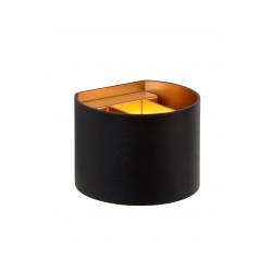 XIO - Wandlamp - LED Dimb. - G9 - 1x4W 2700K - Zwart Lucide