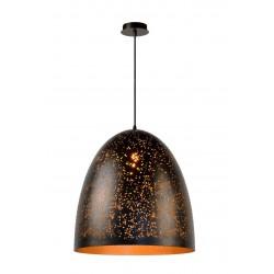 ETERNAL - Hanglamp - Ø 49 cm - E27 - Roest bruin  Lucide