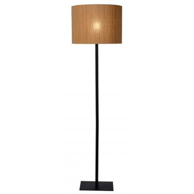Magius - Vloerlamp - Ø 42 cm - 1xE27 - Licht hout  Lucide