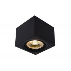 FEDLER Plafondspot Dim-to-warm GU10 Vierkant Zwa Lucide