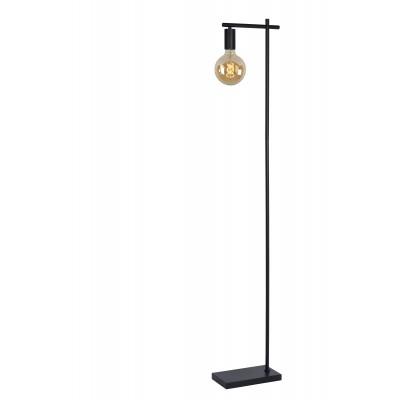 LEANNE Vloerlamp E27/40W Zwart  Lucide