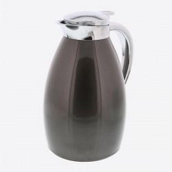 isoleerkan metallic grijs 1L  Anbel