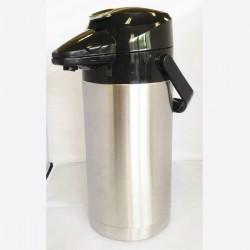 airpot met glazen binnenfles rvs 2.2L  Anbel