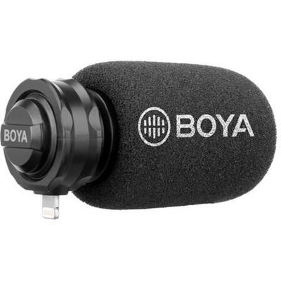 Digitale Shotgun Microfoon BY-DM200 voor iOS  Boya