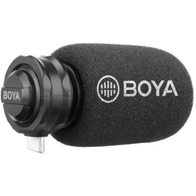 Digitale Shotgun Microfoon BY-DM100 voor Android USB-C  Boya