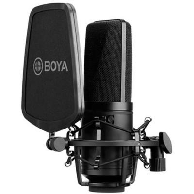 Grootmembraan Condensator Microfoon BY-M1000  Boya