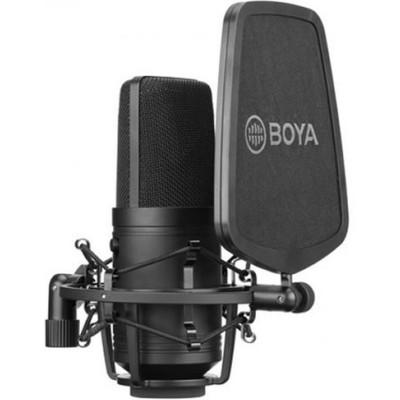 Cardioide Condensator Microfoon BY-M800  Boya