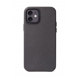 Back Cover Zwart - iPhone 12 Mini  Decoded